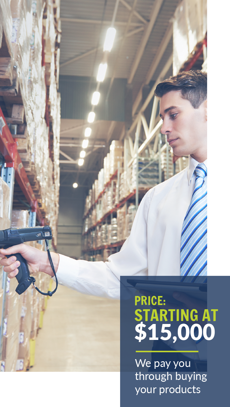 Services - Wholesale Distribution - Store Maanagement - eCom Solutions