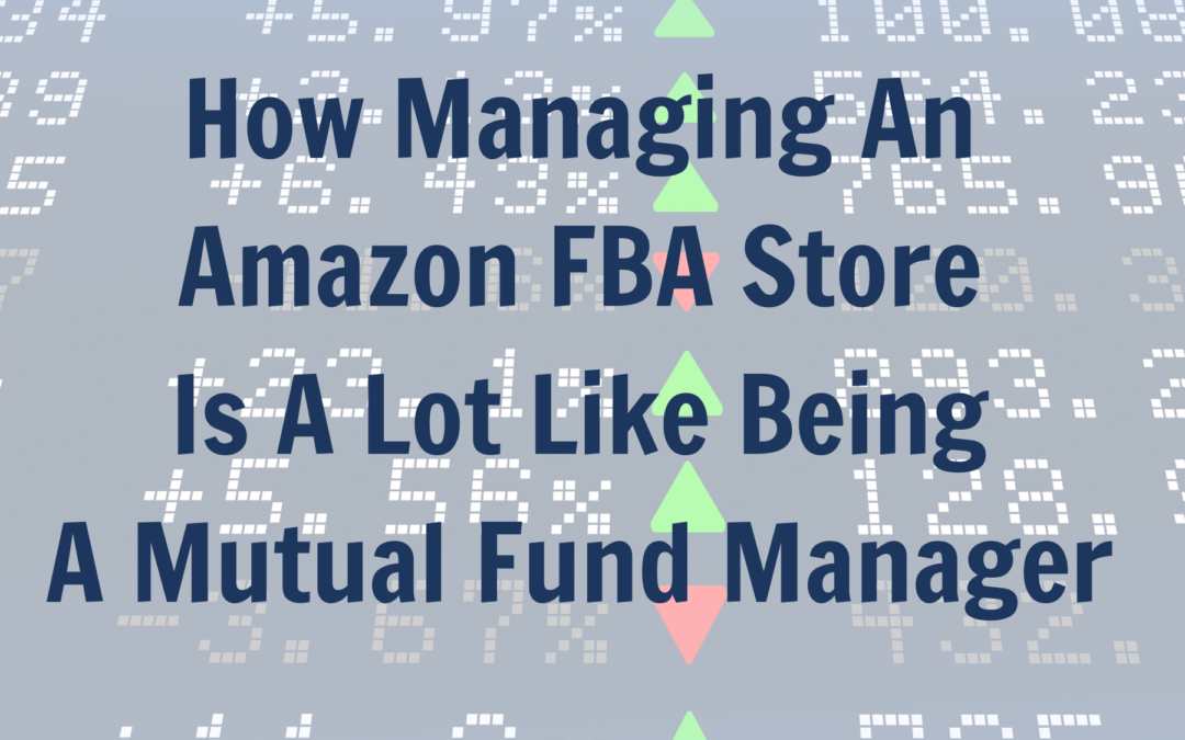 Episode #2: How Managing An Amazon FBA Store Is A Lot Like Being A Mutual Fund Manager – Jason ONeil – E-Com Solutions